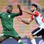 الاتحاد السكندري يتعادل مع الفتح الرباطي في تصفيات البطولة العربية للأندية