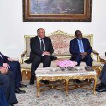 السيسي يؤكد على محورية العلاقات المصرية السودانية