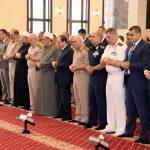 السيسي لرجال القوات المسلحة: أنتم امتداد لجيل أكتوبر