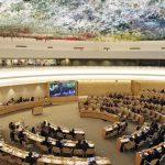 فلسطين تطالب أمام مجلس حقوق الإنسان بتحقيق دولي في مجزرة غزة