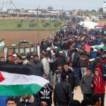 لجنة المتابعة بغزة تؤكد استمرار مسيرات العودة حتى يوم