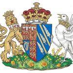 إنشاء شعار ملكي جديد لميجان ماركل زوجة حفيد ملكة بريطانيا