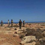 قوات الجيش الليبي تتقدم بالمحور الغربي في درنة