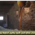 فيديو| صناعة العسل الأسود في مصر