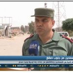 فيديو| خروج المسلحين وعائلاتهم من الغوطة الغربية وتسليم أسلحتهم للجيش السوري