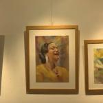 فيديو| 27 فنانا وفنانة يشاركون بأعمالهم في معرض الحلم بالهناجر