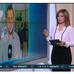 فيديو| مراسل الغد: الإضراب يعم المدن الفلسطينية احتجاجا على نقل السفارات للقدس المحتلة
