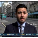 فيديو| مراسل «الغد» يرصد التطورات الجديدة في أزمة كمبردج أناليتيكا