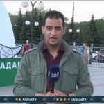 فيديو  آلاف المسلمين يشاركون في الخيمة الرمضانية بموسكو