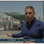فيديو| مراسل الغد: الاحتلال يمنع أهالي غزة من دخول المسجد الأقصى
