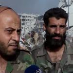 فيديو  جندي سوري بعد تحرير اليرموك من داعش: «كنا نواجه الأشباح»