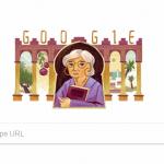 جوجل يحتفل بذكرى ميلاد الأديبة المصرية رضوى عاشور
