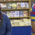 فيديو| تقرير: وزيرة الثقافة المصرية تفتتح الدورة السابعة لمعرض فيصل للكتاب