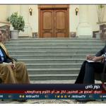فيديو| نعينع: قرأت أمام كل حكام مصر منذ السادات وحتى تنصيب السيسي