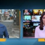 فيديو| مراسل الغد يكشف تفاصيل اقتحام الاحتلال لمخيم الأمعري