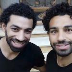 «من يكون صلاح».. شبيه نجم ليفربول يثير دهشة المصريين
