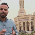 فيديو| جامع أم الطبول.. تحفة فنية في وسط بغداد