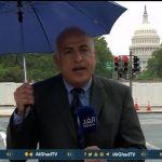 فيديو| بيان من مجلس النواب الأمريكي يحمل ترامب مسئولية مجازر غزة