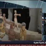 فيديو| خبير أمني: لجنة من خبراء وزارة الآثار تتوجه لإيطاليا للتأكد من واقعة القطع المهربة