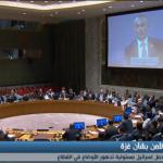 فيديو| تحذيرات من التصعيد الأخير في غزة خلال جلسة لمجلس الأمن
