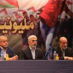 السنوار: 14 و15 مايو يومان فاصلان فى تاريخ القضية الفلسطينية
