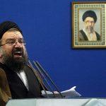 عضو بمجلس الخبراء الإيراني: سندمر تل أبيب وحيفا إذا تصرفت إسرائيل بحماقة