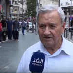 فيديو| غضب في الشارع الأردني جراء نقل السفارة الأمريكية للقدس المحتلة