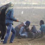 شهيد فلسطيني جديد متأثرا بجراحه في «مليونية العودة»