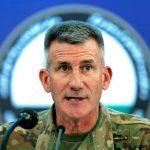 قائد القوات الأمريكية بأفغانستان: طالبان تخوض محادثات وقتالا