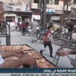 فيديو| الغوطة الشرقية تعيش أجواء رمضان بعد عودتها للحكومة السورية