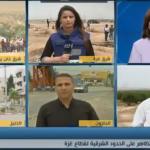 فيديو| مراسل الغد: الاحتلال يطلق قنابل الغاز تجاه المتظاهرين في الخليل