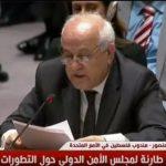 فيديو| منصور: العالم لا يجب أن يقف مشلولا أمام المذابح التي ترتكبها إسرائيل في غزة