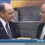 فيديو  المالكي يسلم الجنائية الدولية ملف انتهاكات الاحتلال في فلسطين