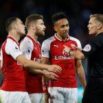 الاتحاد الإنجليزي يتهم أرسنال بالإخفاق في السيطرة على لاعبيه