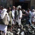 مسؤول محلي: مقتل 10 في انفجار بمسجد في شرق أفغانستان