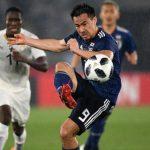 اليابان تحت قيادة مدربها الجديد تخسر أمام غانا قبل كأس العالم
