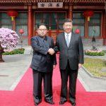 زعيم كوريا الشمالية يزور الصين ويلتقي رئيسها