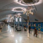 إغلاق خمس محطات مترو في عاصمة أوكرانيا بعد إنذار بوجود قنابل
