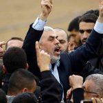 السنوار: مسيرات العودة مستمرة إلى أن يحصل الفلسطينيون على حقوقهم