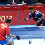 الكوريتان تشكلان فريقا موحدا في بطولة العالم لتنس الطاولة
