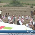فيديو| الإمارات ترسل مساعدات غذائية للمناطق المحررة في الحديدة