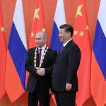 الرئيس الصيني يمنح بوتين قلادة الصداقة