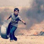 رصاص الاحتلال يحرم الطفل هيثم الجمل من ارتداء ملابس العيد