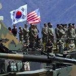 الصين تساند قرار ترامب وقف المناورات العسكرية في شبه الجزيرة الكورية
