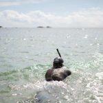 السباح الفرنسي لوكونت يبدأ محاولة لعبور المحيط الهادي