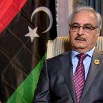 حفتر: الأزمة الليبية صراع شرس وقذر على السلطة والجيش لن يخضع إلا لرئيس منتخب