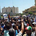 حراك الأسرى والمحررين يدين الاعتداء على المتظاهرين والتدخل الأمني بغزة