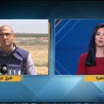 فيديو| مراسل الغد: استنفار قوات الاحتلال على الحدود مع غزة