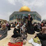 الخارجية الفلسطينية تدين إجراءات الاحتلال التي تنتهك حرية العبادة
