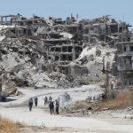 المرصد السوري: هجوم على بلدتين تحاصرهما المعارضة في شمال غرب البلاد